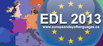 EDL 2013 postcard